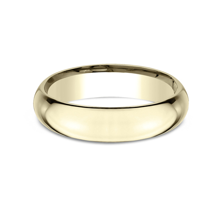 5MM YELLOW GOLD BAND HDCF150Y 2 - 5MM YELLOW GOLD BAND HDCF150Y