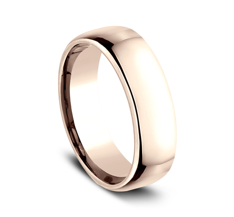 6.5MM CLASSY AND ELEGANT BAND EUCF165R 1 - 6.5MM CLASSY AND ELEGANT BAND EUCF165R