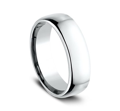 6.5MM CLASSY AND ELEGANT BAND EUCF165W 2 - 6.5MM CLASSY AND ELEGANT BAND EUCF165W