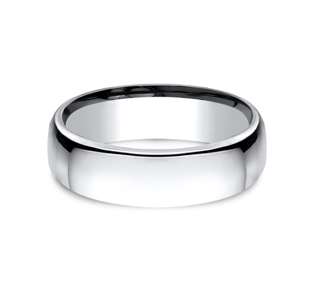 6.5MM CLASSY AND ELEGANT COBALT BAND EUCF165CC 2 - 6.5MM CLASSY AND ELEGANT COBALT BAND  EUCF165CC