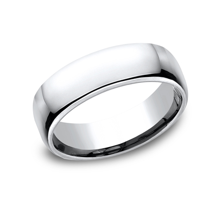 6.5MM CLASSY AND ELEGANT COBALT BAND EUCF165CC - 6.5MM CLASSY AND ELEGANT COBALT BAND  EUCF165CC