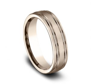 6MM COMFORT FIT CARVED DESIGN BAND CF56444R 1 300x278 - 6MM COMFORT-FIT CARVED DESIGN BAND CF56444R 1