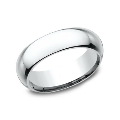 6MM WHITE GOLD BAND HDCF160W 400x400 - 6MM WHITE GOLD BAND HDCF160W