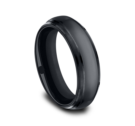 7MM CERAMIC COMFORT FIT HIGH POLISHED BAND CF57481CM 1 - 7MM CERAMIC COMFORT-FIT HIGH POLISHED BAND  CF57481CM
