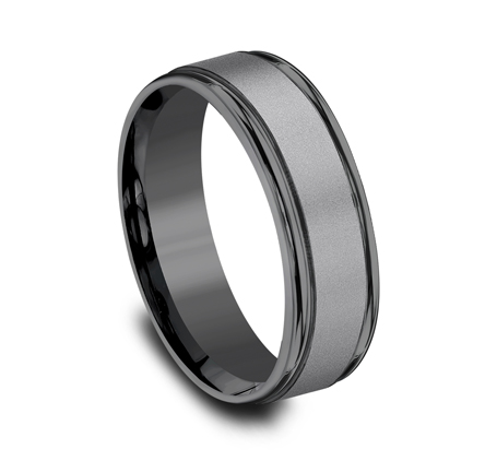 7MM COMFORT FIT BAND RECF7702STA 1 - 7MM COMFORT-FIT BAND RECF7702STA