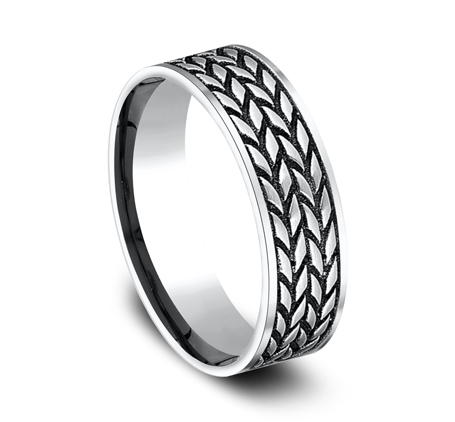 7MM HIGH POLISHED COBALT BAND CF717869CC 2 - 7MM HIGH-POLISHED COBALT BAND CF717869CC