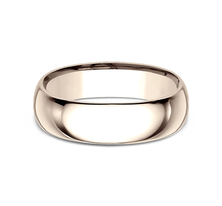7MM ROSE GOLD BEAUTIFUL BAND LCF170R 2 - 7MM ROSE GOLD BEAUTIFUL BAND LCF170R