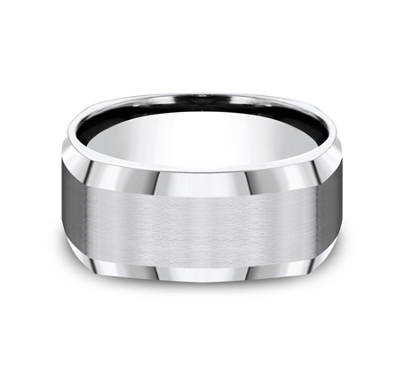 9MM COBALT COMFORT FIT FOUR SIDED BAND CF69480CC 2 - 9MM COBALT COMFORT-FIT FOUR-SIDED BAND CF69480CC