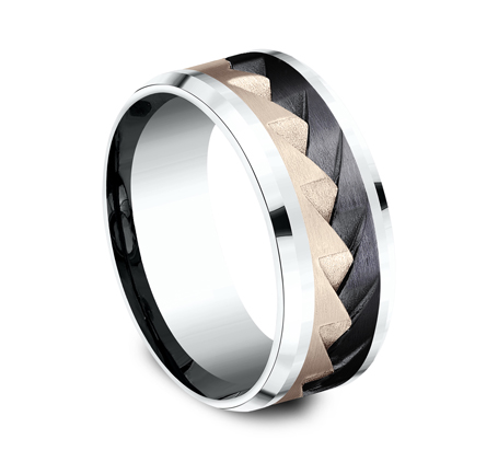 9MM MULTI MATERIAL BAND CF5079762BKTRW 1 - 9MM MULTI-MATERIAL BAND CF5079762BKTRW
