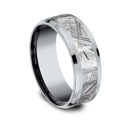 GREY TANTALUM DESIGN BAND 1 - GREY TANTALUM DESIGN BAND CF128843MTGTA