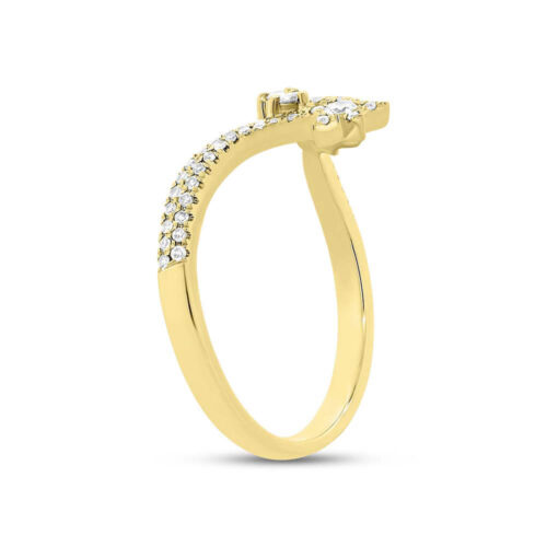 0.26ct 14k Yellow Gold Diamond Star Ring SC55004957 2 500x500 - 0.26ct 14k Yellow Gold Diamond Star Ring SC55004957