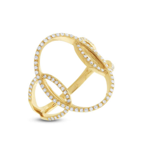 0.27ct 14k Yellow Gold Diamond Ladys Ring SC36213138 500x500 - 0.27ct 14k Yellow Gold Diamond Lady's Ring SC36213138