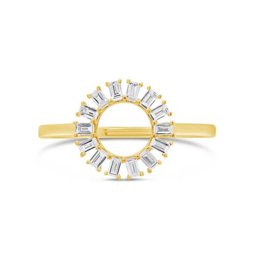 0.28ct 14k Yellow Gold Diamond Baguette Ring SC55007354 1 500x500 - 0.28ct 14k Yellow Gold Diamond Baguette Ring SC55007354