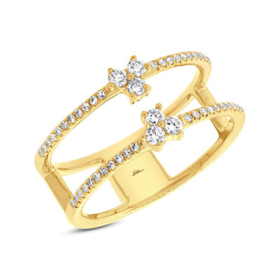 0.30ct 14k Yellow Gold Diamond Ladys Ring SC55002726 400x400 - 0.30ct 14k Yellow Gold Diamond Lady's Ring SC55002726