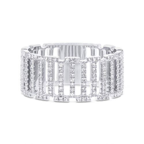 0.31ct 14k White Gold Diamond Ladys Ring SC55002392 1 500x500 - 0.31ct 14k White Gold Diamond Lady's Ring SC55002392