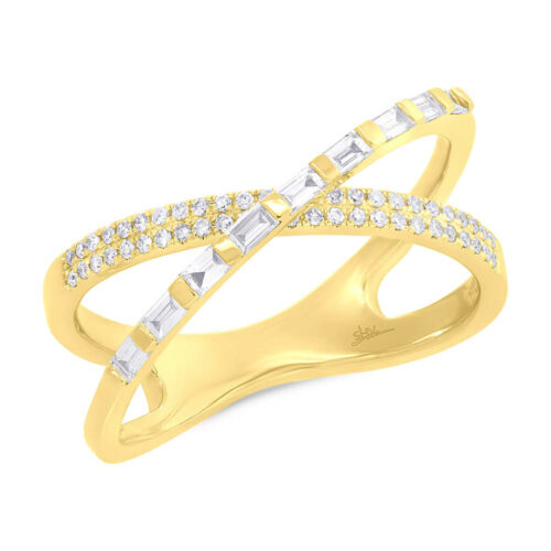 0.33ct 14k Yellow Gold Diamond Baguette Bridge Ring SC55006219 500x500 - 0.33ct 14k Yellow Gold Diamond Baguette Bridge Ring SC55006219