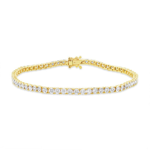 1.00ct 14k Yellow Gold Diamond Ladys Bracelet SC55002950 500x500 - 1.00ct 14k Yellow Gold Diamond Lady's Bracelet SC55002950