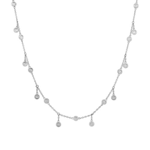 1.85ct 14k White Gold Diamond Shaker Necklace SC55003441 500x500 - 1.85ct 14k White Gold Diamond Shaker Necklace SC55003441