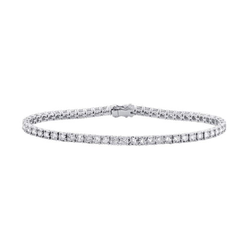 2.02ct 14k White Gold Diamond Ladys Bracelet SC55002330 500x500 - 2.02ct 14k White Gold Diamond Lady's Bracelet SC55002330