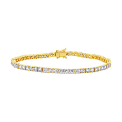 2.02ct 14k Yellow Gold Diamond Ladys Bracelet SC55002362 400x400 - 2.02ct 14k Yellow Gold Diamond Lady's Bracelet SC55002362