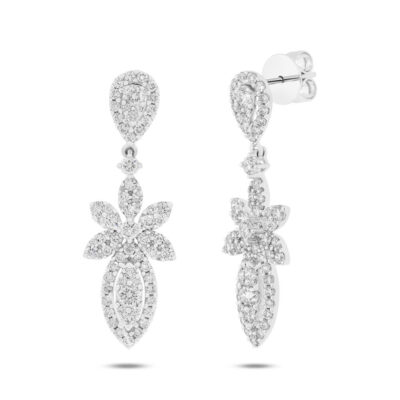 2.37ct 18k White Gold Diamond Earring SC62008873 400x400 - 2.37ct 18k White Gold Diamond Earring SC62008873