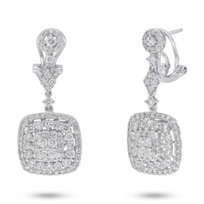 2.75ct 18k White Gold Diamond Earring SC62008832 400x400 - 2.75ct 18k White Gold Diamond Earring SC62008832