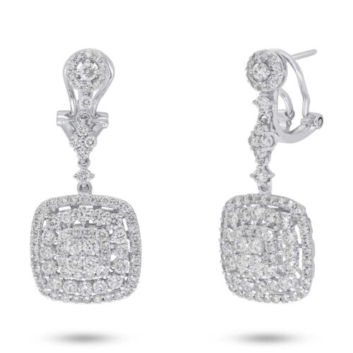 2.75ct 18k White Gold Diamond Earring SC62008832 500x500 - 2.75ct 18k White Gold Diamond Earring SC62008832