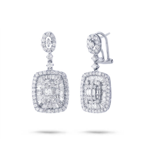 2.93ct 18k White Gold Diamond Earring SC37214808 500x500 - 2.93ct 18k White Gold Diamond Earring SC37214808