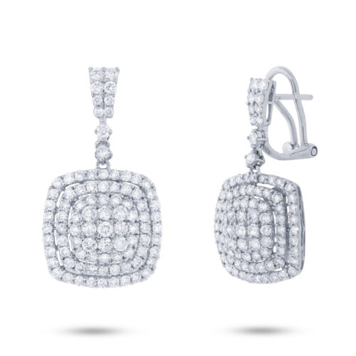 3.22ct 18k White Gold Diamond Earring SC37214375 500x500 - 3.22ct 18k White Gold Diamond Earring SC37214375