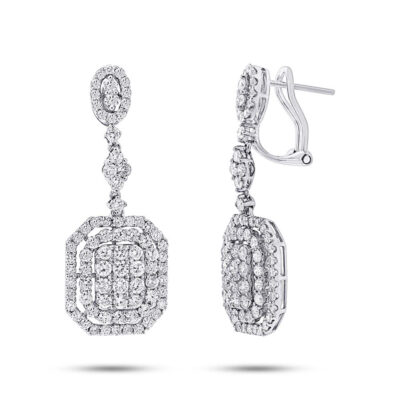 3.54ct 18k White Gold Diamond Earring SC37215047 400x400 - 3.54ct 18k White Gold Diamond Earring SC37215047