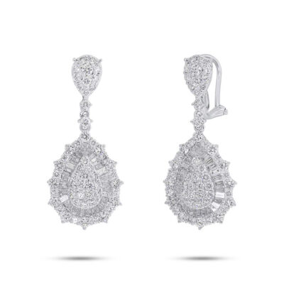 3.79ct 14k White Gold Diamond Earring SC37215679 400x400 - 3.79ct 14k White Gold Diamond Earring SC37215679