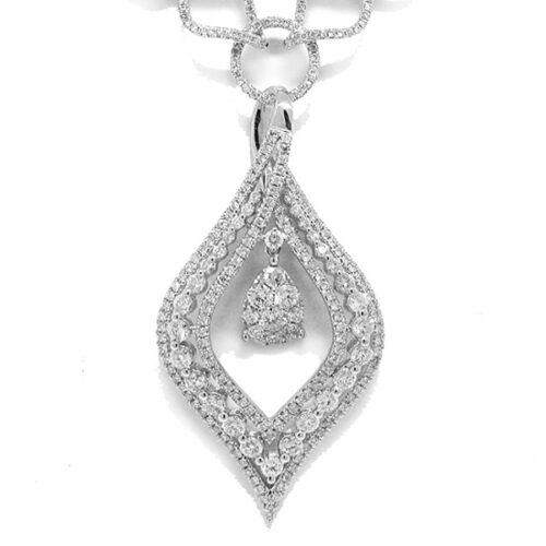 4.08ct 14k White Gold Diamond Necklace SC22002977 1 500x500 - 4.08ct 14k White Gold Diamond Necklace SC22002977