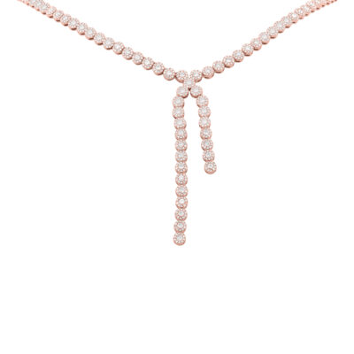 4.67ct 14k Rose Gold Diamond Lariat Necklace SC55004135 400x400 - 4.67ct 14k Rose Gold Diamond Lariat Necklace SC55004135