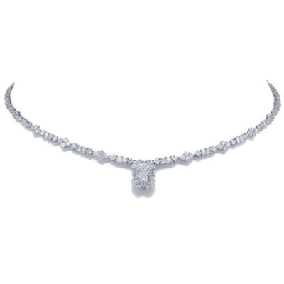 5.44ct 18k White Gold Diamond Necklace SC37214461 400x400 - 5.44ct 18k White Gold Diamond Necklace SC37214461
