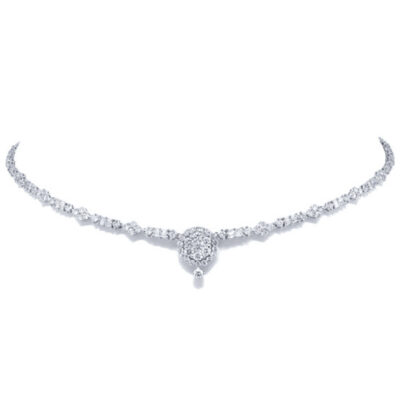 5.78ct 18k White Gold Diamond Necklace SC37214462 400x400 - 5.78ct 18k White Gold Diamond Necklace SC37214462