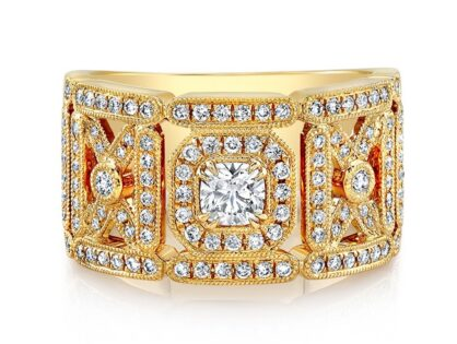 Custom Jewelry Dallas | You think about it