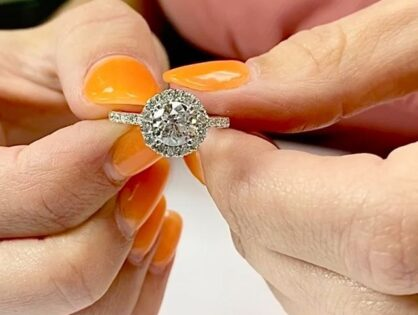 FALL IN LOVE WITH BOVA'S ENGAGEMENT RINGS IN DALLAS, TEXAS