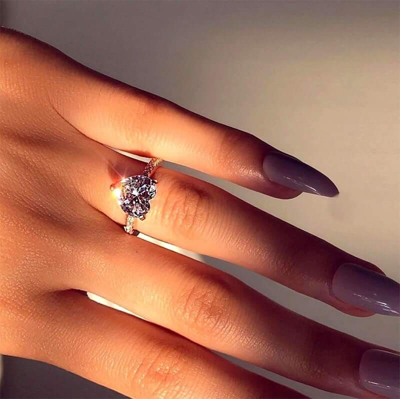 Diamond Engagement Rings The Best Quality and Designs by Natalie K
